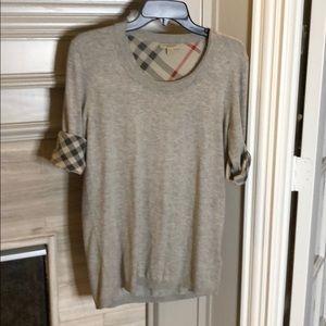 Burberry Sweater Tee